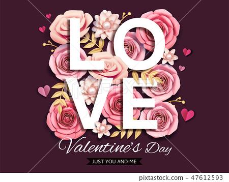 Happy Valentine's Day 47612593