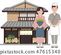 일본 요리점 47615340