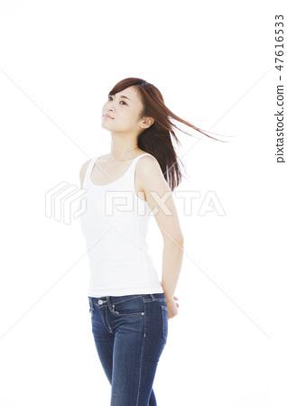 뷰티 케어 여성 47616533
