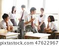 고교생 학교 생활 쉬는 시간 47622967
