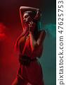 Fashion girl 47625753