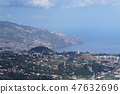 View from Cabo Girao on Madeira island 47632696