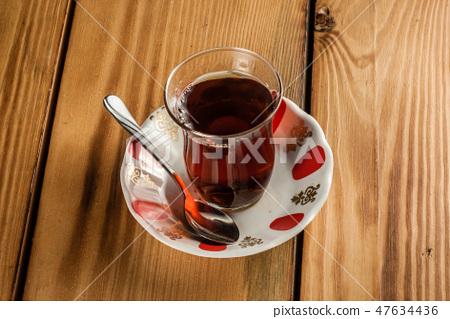 Traditional Turkish Tea 47634436