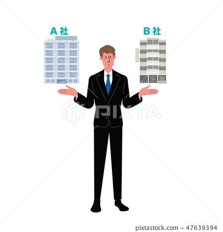 企業階段Estimator概念例證 47639394