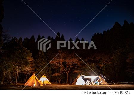 캠프 풍뎅이의 숲 테라스 47639927