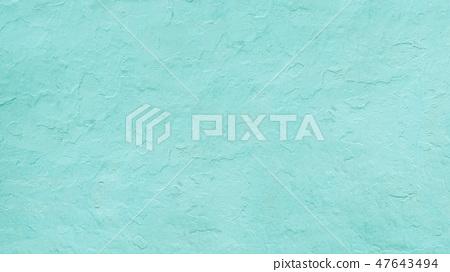 배경 - 벽 - 여름 - 봄 - 블루 47643494