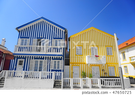 Costa Nova House (Portugal) 47650725