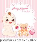 嬰兒 寶寶 寶貝 47653877