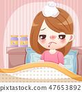 疼痛 冰品 冷 47653892