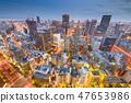 Osaka Japan Cityscape 47653986