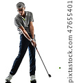 Golf, Golfer, Man 47655401