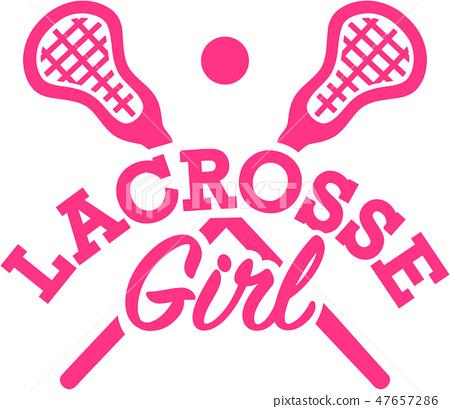 Lacrosse Girl 47657286