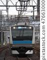 京滨东北线E233列车 47663000
