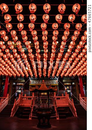 臺灣高雄廟宇慶典Kaohsiung Temple, Taiwan, Asia 47665721