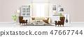 室内装饰 房间 沙发 47667744