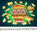 赌场 槽 777 47667969