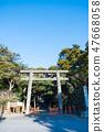 Toru Shrine Torii神社2鳥居(茨城縣神棲市)自2019年1月起 47668058