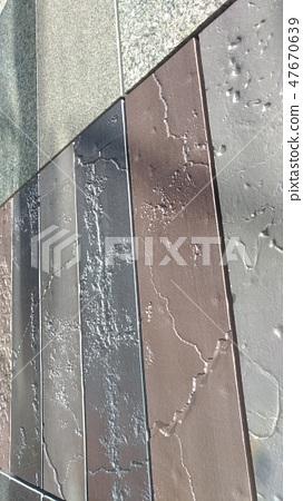 石材材質 47670639