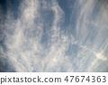 猩紅色的雲 47674363