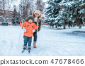 스키, 타다, 어머니 47678466