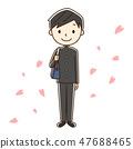 新生男生學生 47688465