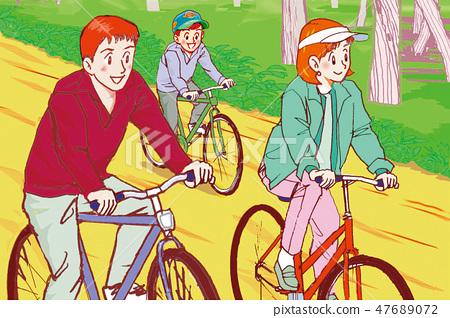 cycling 47689072
