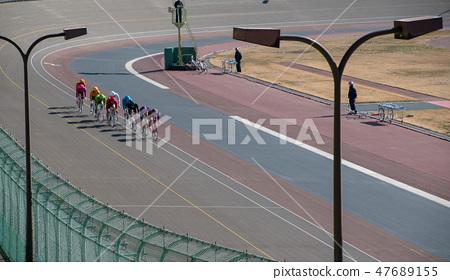 自行車賽車自行車比賽 47689155