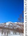 ภูเขาหิมะ 47691473