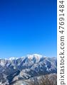 ภูเขาหิมะ 47691484