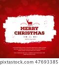 카드, 크리스마스, 성탄절 47693385