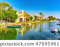 One of the most beautiful district of Los Angeles. 47695961