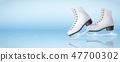溜冰 溜冰场 靴子 47700302