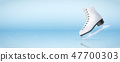 溜冰 溜冰场 靴子 47700303