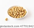 볶은 콩 볶은 콩 炒り豆 간식 안주 47701942