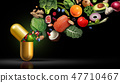 Vitamins Supplements Nutrition 47710467