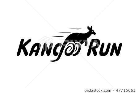 Kangoo Run logo icon designs vector 47715063