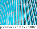 Tiffany blue,glass, building, skyscrapers,design 47724065