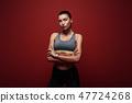 운동, 여자, 여성 47724268