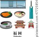 후쿠오카 관광 명소 47725854