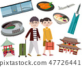 Fukuoka Sightseeing Travel Spot 47726441