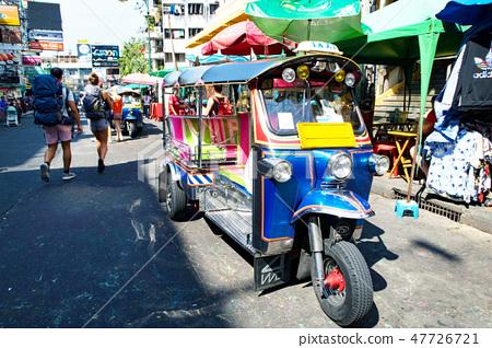 Tuk Tuk of Thai · Bangkok · Khao San Road 47726721
