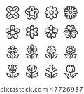 花朵 花 花卉 47726987