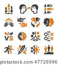 rival icon set 47726996