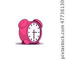 时间 钟表 时钟 47736130