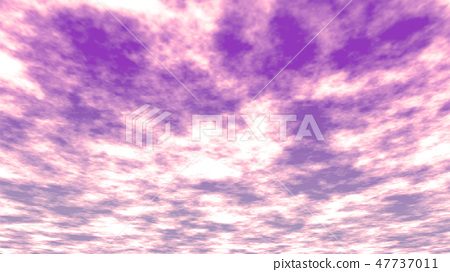 Sky background with clouds background 47737011