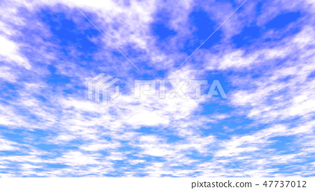 Sky background with clouds background 47737012