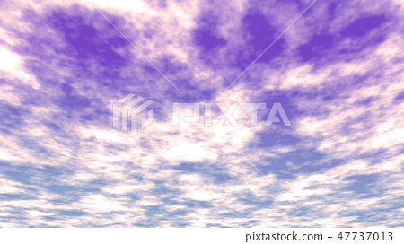 Sky background with clouds background 47737013