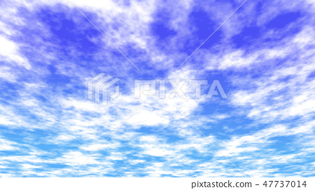 Sky background with clouds background 47737014