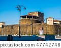 意大利佛羅倫薩巴索堡壘 47742748