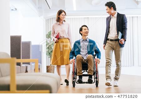 Japan Universal Manor Association Supervised Material 47751820